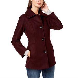 NWT✨London Fog Single-Breasted Coat